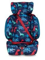 Judo Car Seat D is for Dino